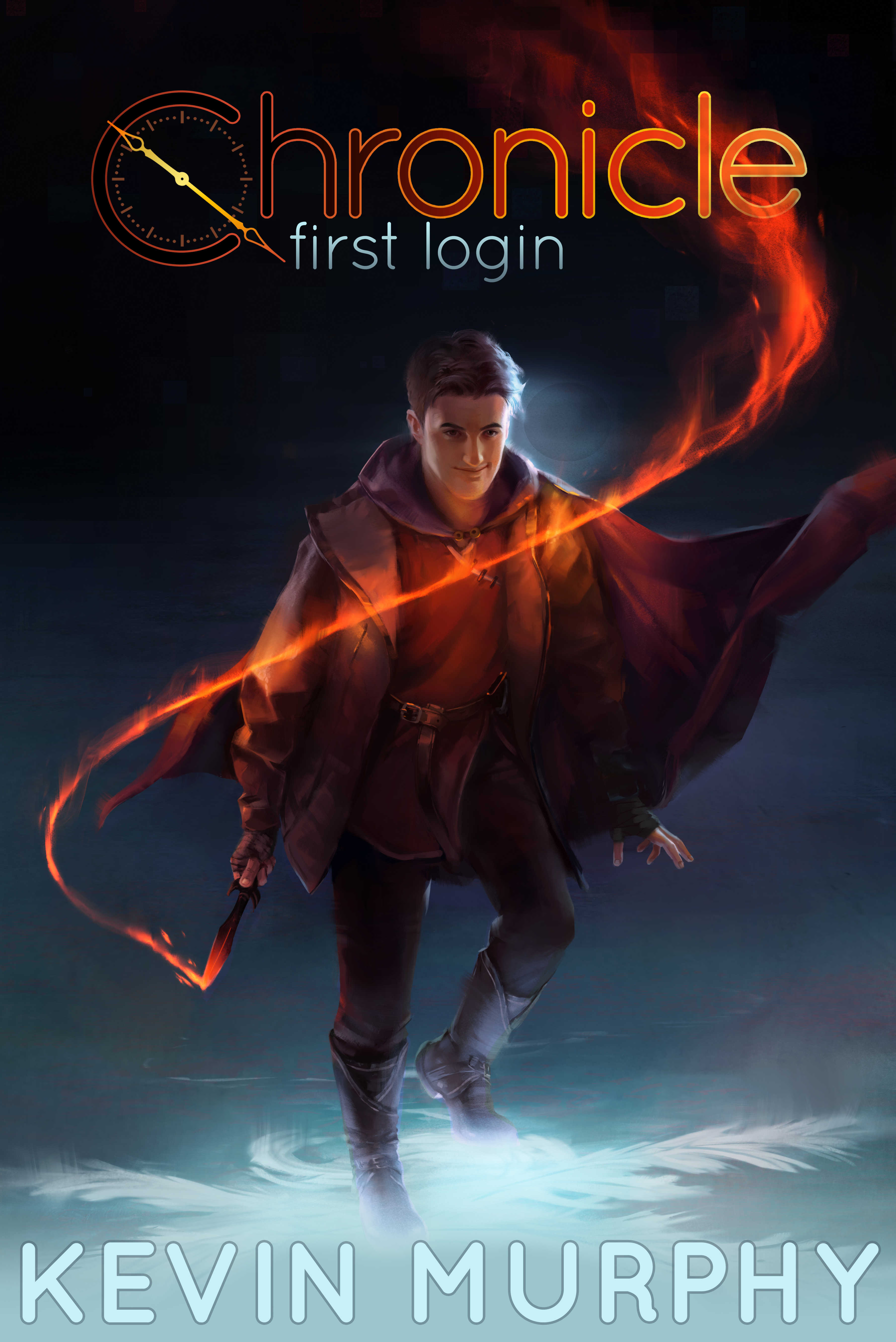 Chronicle - First Login